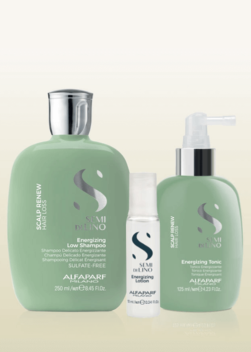 Semi Di Lino Scalp Renew Energy Shampoo Lotion Tonic Sedeca de Honduras